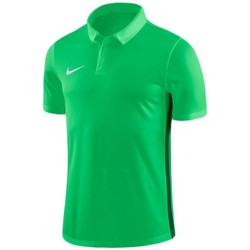 Vêtements Homme Polos manches courtes Nike Dry Academy 18 Polo Vert