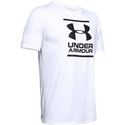 Vêtements Homme T-shirts manches courtes Under Armour GL Foundation SS Blanc