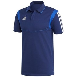 Vêtements Homme Polos manches courtes adidas Originals Tiro 19 Bleu marine