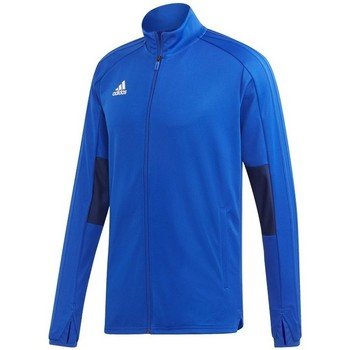 Vêtements Homme Vestes de survêtement adidas Originals Condivo 18 Training Bleu