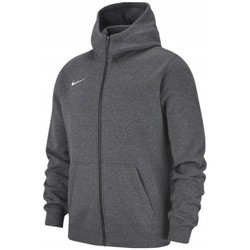 Vêtements Garçon Sweats Nike JR Team Club 19 Graphite