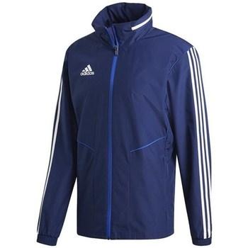 Vêtements Homme Blousons adidas Originals Tiro 19 All Weather Bleu marine