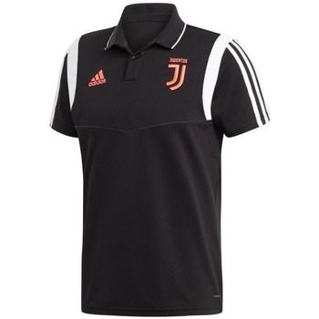 Vêtements Homme Polos manches courtes adidas Originals Juventus CO Noir