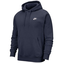 Vêtements Homme Sweats Nike Club Hoodie PO BB Bleu marine
