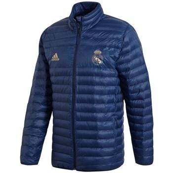 Vêtements Homme Doudounes adidas Originals Real Madryt Bleu marine