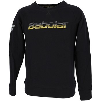 Vêtements Homme Sweats Babolat Core sweat shirt black Noir