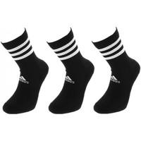 Accessoires textile Homme Chaussettes adidas Originals 3s csh crw black x3 Noir