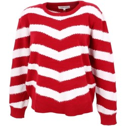 Vêtements Femme Pulls Lcouture Mohair cr  w rouge Rouge