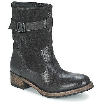 Bottines / Boots Pataugas DECK Noir 350x350