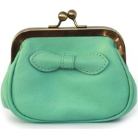 Sacs Femme Porte-monnaie Eastern Counties Leather  Menthe