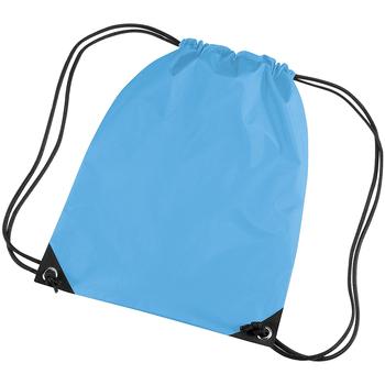 Sacs Enfant Sacs de sport Bagbase BG10 Bleu clair