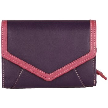 Sacs Femme Portefeuilles Eastern Counties Leather  Violet / rose