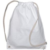 Sacs Enfant Sacs de sport Bags By Jassz 60257 Blanc