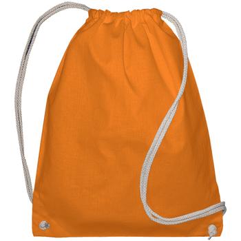 Sacs Enfant Sacs de sport Bags By Jassz 60257 Orange