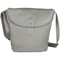 Sacs Femme Sacs Bandoulière Eastern Counties Leather  Gris