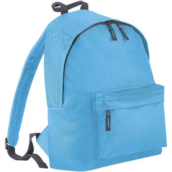 Sacs Sacs à dos Bagbase BG125 Bleu vif/Graphite