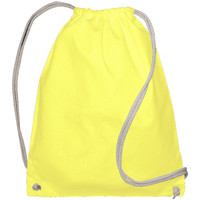 Sacs Enfant Sacs de sport Bags By Jassz 60257 Jaune foncé