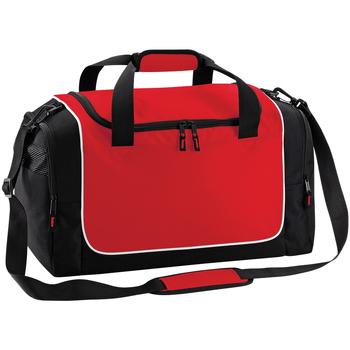 Sacs Sacs de sport Quadra QS77 Rouge/Noir/Blanc