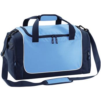 Sacs Sacs de voyage Quadra QS77 Bleu ciel/Bleu marine/Blanc