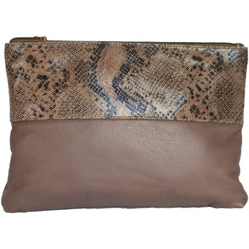 Sacs Femme Pochettes de soirée Eastern Counties Leather  Taupe/ Beige