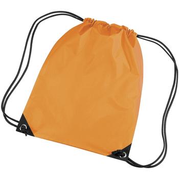 Sacs Enfant Sacs de sport Bagbase BG10 Orange fluo