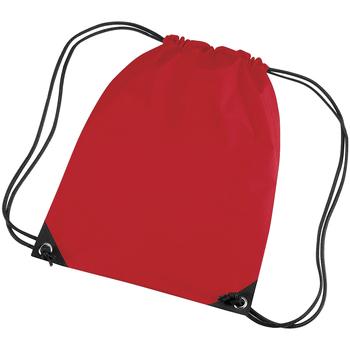Sacs Enfant Sacs de sport Bagbase BG10 Rouge