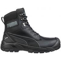 Chaussures Homme Chaussures de sécurité Puma  Noir