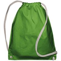 Sacs Enfant Sacs de sport Bags By Jassz 60257 Vert clair