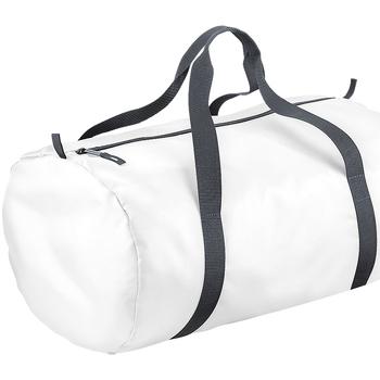 Sacs Sacs de voyage Bagbase BG150 Blanc