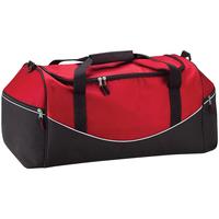 Sacs Sacs de sport Quadra QS70 Rouge/Noir/Blanc