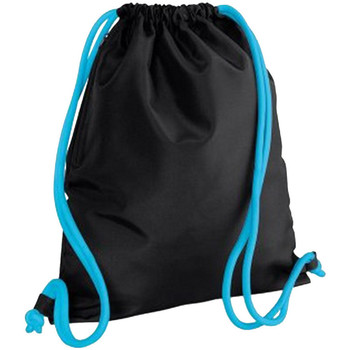 Sacs Enfant Sacs de sport Bagbase BG110 Noir/Bleu surf