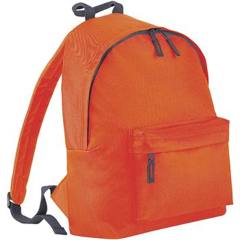 Sacs Sacs à dos Bagbase BG125 Orange/Graphite