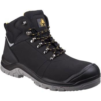 Chaussures Homme Chaussures de sécurité Amblers  Noir