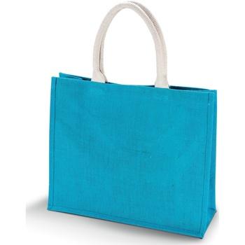 Sacs Femme Cabas / Sacs shopping Kimood KI011 Turquoise