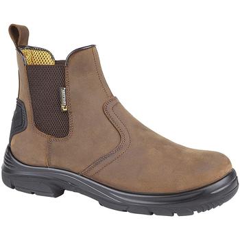 Chaussures Homme Boots Grafters  Marron foncé