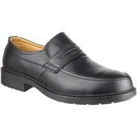 Chaussures Homme Mocassins Amblers  Noir