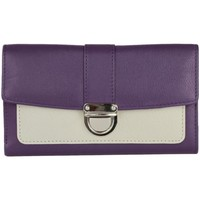 Sacs Femme Portefeuilles Eastern Counties Leather  Violet