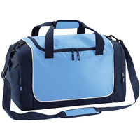 Sacs Sacs de sport Quadra QS77 Bleu ciel/Bleu marine/Blanc