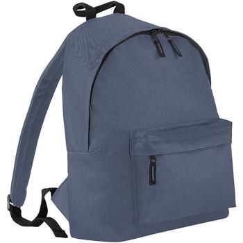 Sacs Sacs à dos Bagbase BG125 Bleu-gris