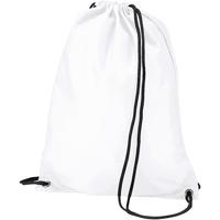 Sacs Enfant Sacs de sport Bagbase BG5 Blanc