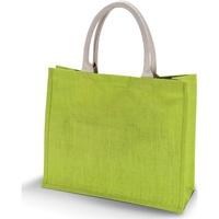 Sacs Femme Cabas / Sacs shopping Kimood  Vert citron