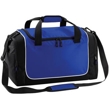 Sacs Sacs de sport Quadra QS77 Bleu roi vif/Noir/Blanc