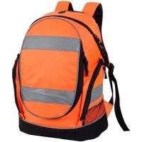 Sacs Sacs à dos Shugon SH8001 Orange haute visibilité