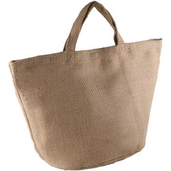 Sacs Femme Cabas / Sacs shopping Kimood KI008 Naturel/Naturel