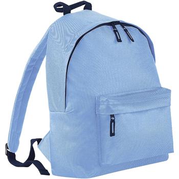 Sacs Sacs à dos Bagbase BG125 Bleu ciel/Bleu marine