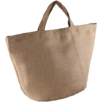 Sacs Femme Cabas / Sacs shopping Kimood  Naturel/Naturel