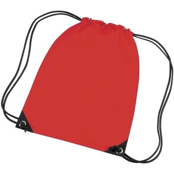 Sacs Enfant Sacs de sport Bagbase BG10 Rouge vif