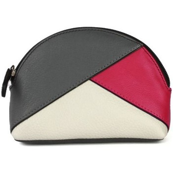 Sacs Femme Porte-monnaie Eastern Counties Leather  Gris / rose / blanc