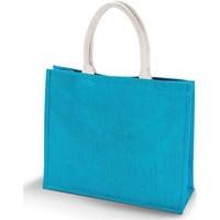Sacs Femme Cabas / Sacs shopping Kimood  Turquoise