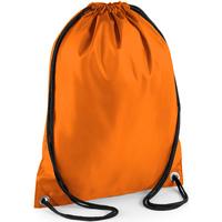 Sacs Enfant Sacs de sport Bagbase BG5 Orange